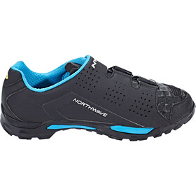 Northwave Outcross Plus Shoes Damen black/green